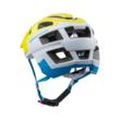 Cratoni AllSet MTB bukósisak S-M-es (54-58 cm), sárga-fehér-kék