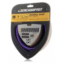 Jagwire UCK218 Universal Sport (országúti és MTB) váltóbowden készlet, lila