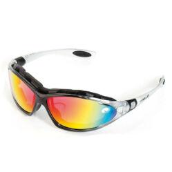 XLC SG-F05 Reunion napszemüveg cserélhető 3 lencse átlátszó szárral 907c0c324a