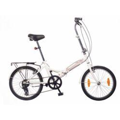 a0c54084841b Neuzer Folding összehajtható 20-as városi agyváltós kerékpár acél, 3s, fehér