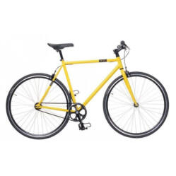 e392ae7a86ae Neuzer Skid férfi 700c fixi-single speed kerékpár, acél, 54 cm, sárga