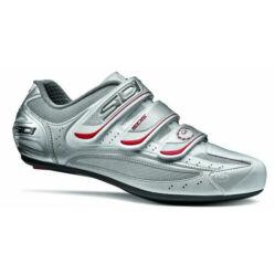 Sidi NEVADA 47-es országúti kerékpáros cipő Ezüst 13989a4ad9