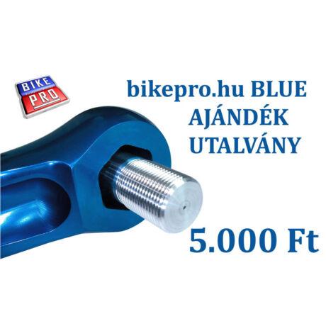 bikepro.hu BLUE ajándék utalvány