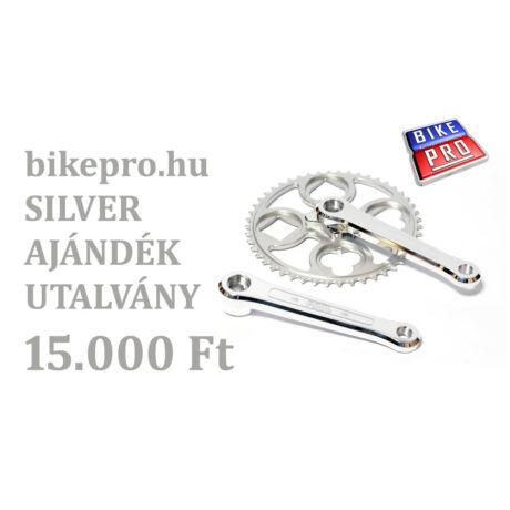 bikepro.hu SILVER ajándék utalvány