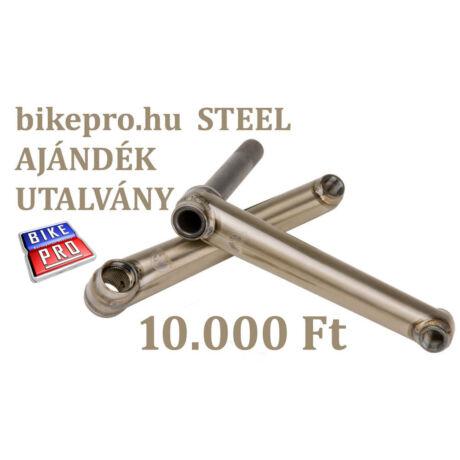 bikepro.hu STEEL ajándék utalvány