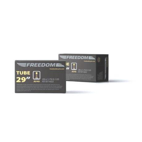 Freedom 29 x 2,1-2,35 (54-62x622) MTB belső gumi, FV40 (40 mm hosszú szeleppel, presta)