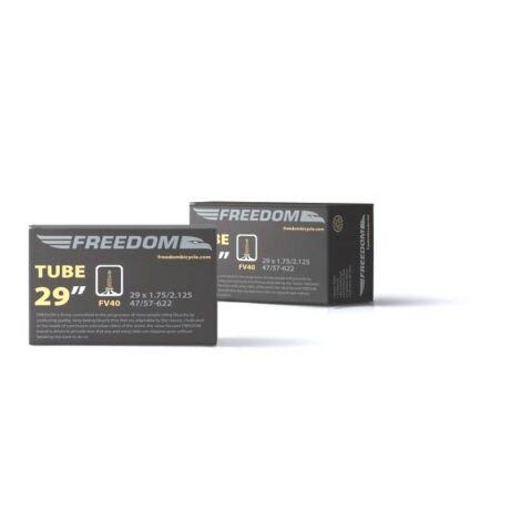 Freedom 29 x 1,75-2,125 (47-57x622) MTB belső gumi, FV40 (40 mm hosszú szeleppel, presta