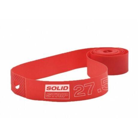WTB TCS 2.0 Solid Strip  27,5-es MTB (584x11 mm) nagynyomású tömlővédő felniszalag, piros, 1 db