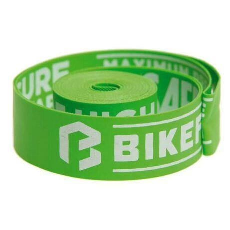 Bikefun SafeTape 26-os MTB (559x20 mm) tömlővédő felniszalag, párban, zöld