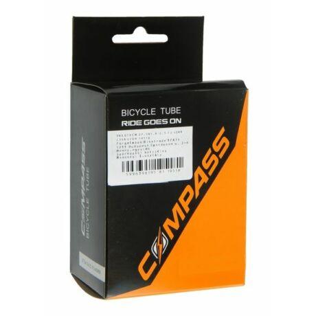 Compass 28 x 1,0-1,25 (25-32x622) trekking belső gumi, AV40 (40 mm hosszú szeleppel, autós)