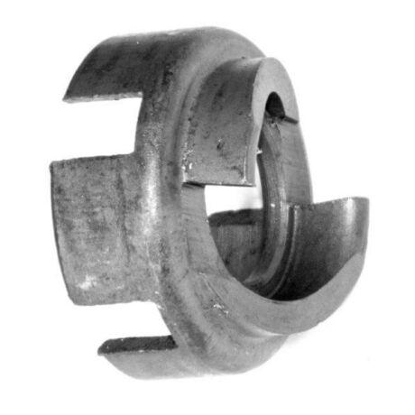 Velosteel-Favorit kontrás agy görgő vezető kosár, acél, szürke
