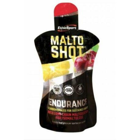 EthicSport MaltoShot Endurance zselé (gél), 50ml, cseresznye-citrom ízű