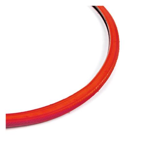 Kenda K152 622-25 (700x25c) országúti külső gumi (köpeny), 430g, piros