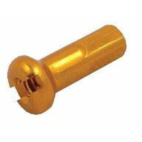 DT Swiss Light alumínium küllőanya, 12 x 2,0 mm, arany színű