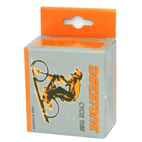 Deestone 12 1/2 x 1,75-2,25 (47/62-203) belső gumi, dunlop