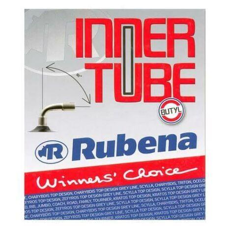 Rubena V08 7 x 1 3/4 (200-50) babakocsi belső gumi 90/90 fokos hajlított szeleppel, autós