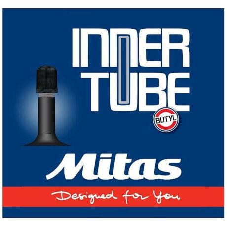 Mitas (Rubena) 14 x 1,5-2,1 (37/54-254/288) belső gumi 35 mm hosszú szeleppel, autós