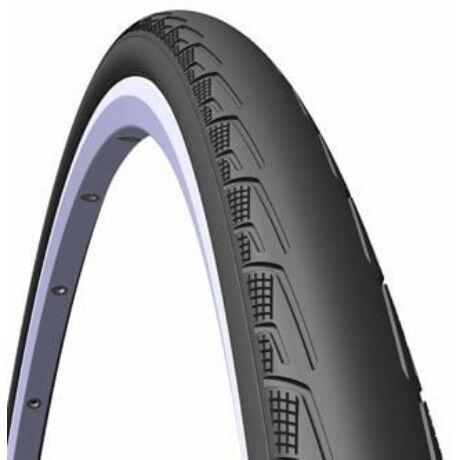 Mitas (Rubena) Syrinx Racing Pro V80 622-23 (700x23C) külső gumi (köpeny), defektvédett (Weltex Plus), kevlárperemes, 127TPI, 230g