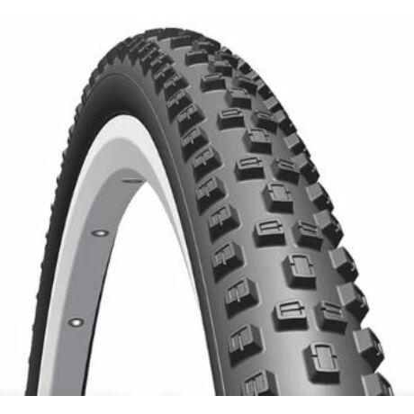 Mitas (Rawlink) X-Road R17 622-33 (700x33c) cyclocross külső gumi (köpeny), defektvédett (Weltex+), 127TPI, TL-Ready, 355g
