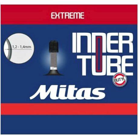 Mitas (Rubena) Extreme A11-X 29 x 2,1-3,0 (54/75-622) MTB belső gumi, AV40 (40 mm  hosszú szeleppel, autós)