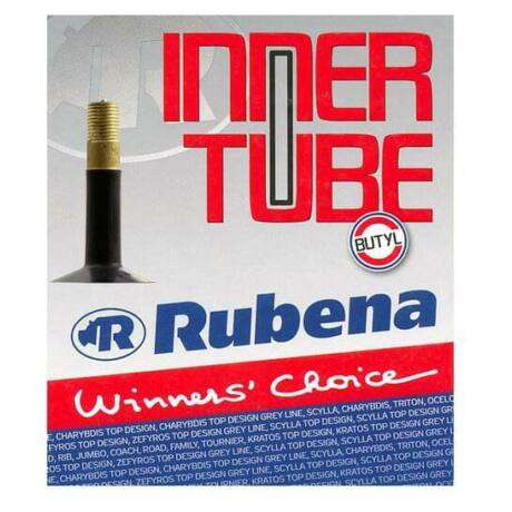 Mitas (Rubena) N07 12 1/2 x 1,5-2,15 (37/54-203) belső gumi 35 mm hosszú szeleppel, autós