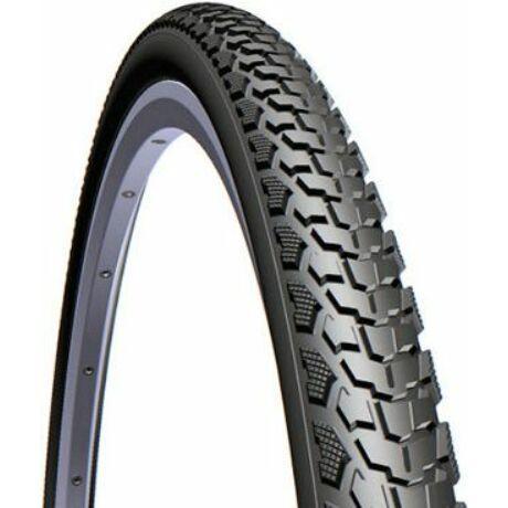 Rubena Gripper V84 622-42 (700x42C) külső gumi, defektvédett (Stop Thorn), reflexcsíkos, 22TPI, 970g