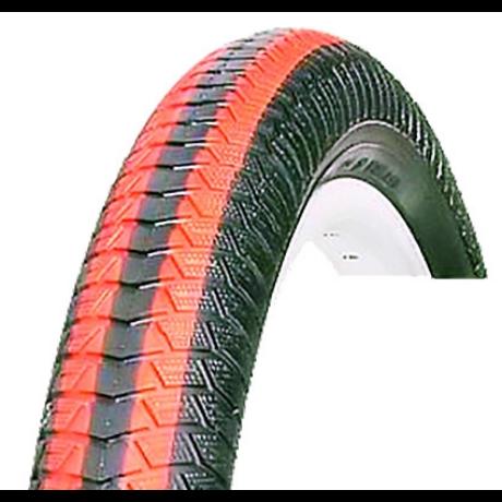 Vee Rubber VRB186 20 x 2,125 (57-406) külső gumi, piros csíkos