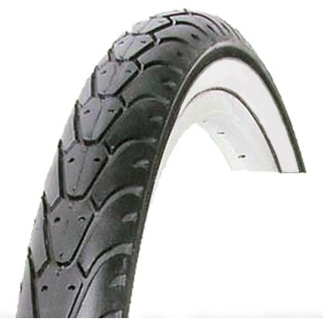 Vee Rubber VRB212 26 x 1,75 (47-559) külső gumi, fehér oldalfalú, 870g