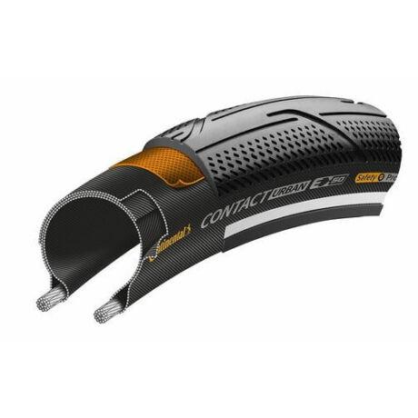 Continental Contact Urban 28 x 1,4 (37-622) külső gumi (köpeny) E50, defektvédett (SafetyPro System), reflexcsíkos, 500g