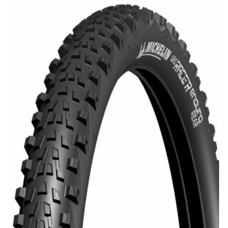 Michelin Wild Race'R Advanced 29x2,25 (57-622)  MTB külső gumi, kevlárperemes, GumX, 30TPI, TL-Ready, hátsó, 1020g