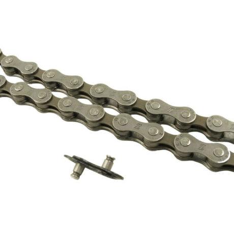 KMC Z8.3 kerékpár lánc, 8s, 116 szem, patentszemmel