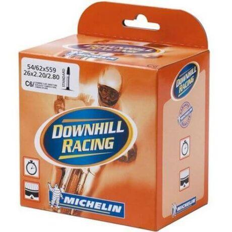 Michelin C6 DH (1,2 mm) 26 x 2,2-2,8 (56/71-559) downhill belső gumi 40 mm hosszú szeleppel, presta