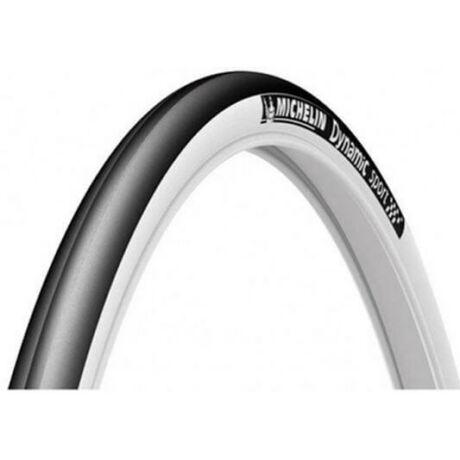 Michelin Dynamic Sport 622-28 (700x28c) külső gumi, fehér falú, 30TPI, 345g