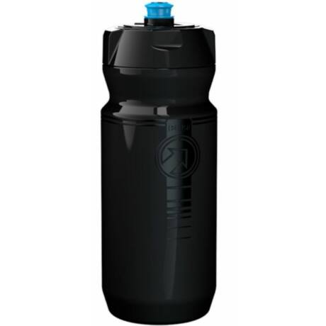 PRO Team műanyag kulacs, 600 ml, csavaros, fekete