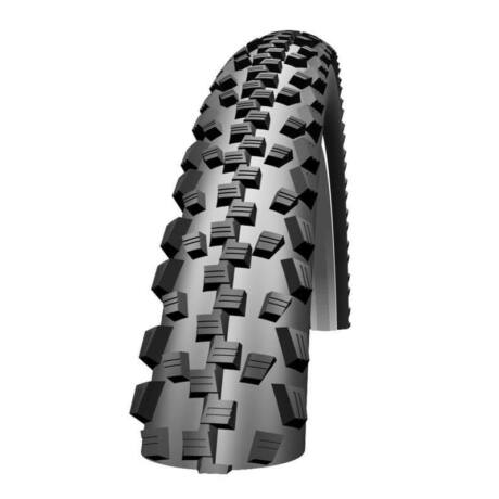 Schwalbe Black Jack HS407 26x2,1 (54-559) külső gumi, defektvédett (K-Guard), SBC, Lite-Skin, 740g