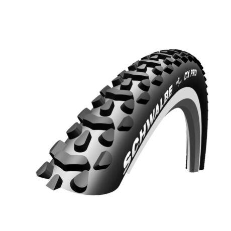 Schwalbe CX Pro HS269 622-30 (700x30c) külső gumi, Dual Compound, Lite-Skin, 400g