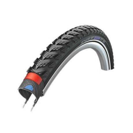 Schwalbe Marathon GT 365 HS475 28x1,5 (40-622) külső gumi (köpeny), defektvédett (DualGuard), reflexcsíkos, FourSeason, Twin-Skin, E50, 850g