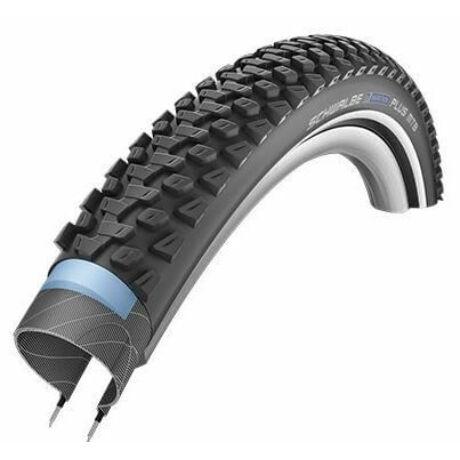 Schwalbe Marathon Plus MTB HS468 29x2,25 (57-622) külső gumi (köpeny), defektvédett (SmartGuard), reflexcsíkos, Dual Compound, 1350g