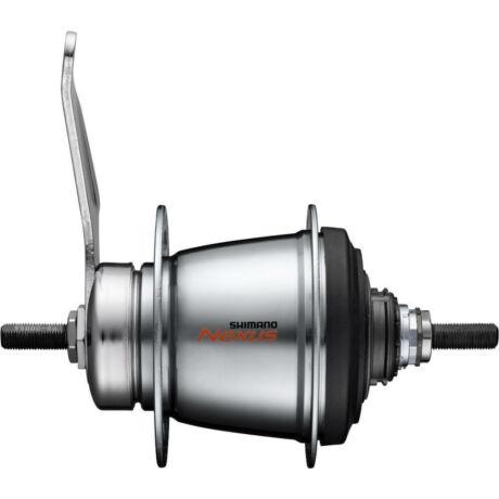 Shimano Nexus SG-C3001-7C agyváltós hátsó kerékagy, 7s, 36H, kontrafékes, ezüst