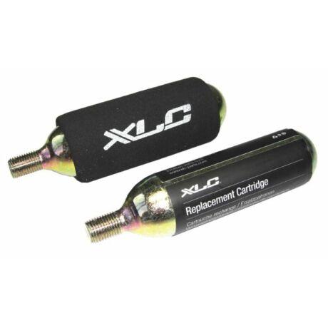XLC PU-M03 2x25 gramm tartalék CO2 patron