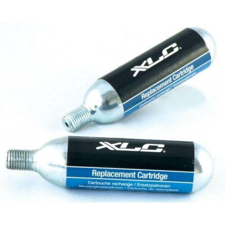 XLC PU-X04 2x16 gramm tartalék CO2 patron