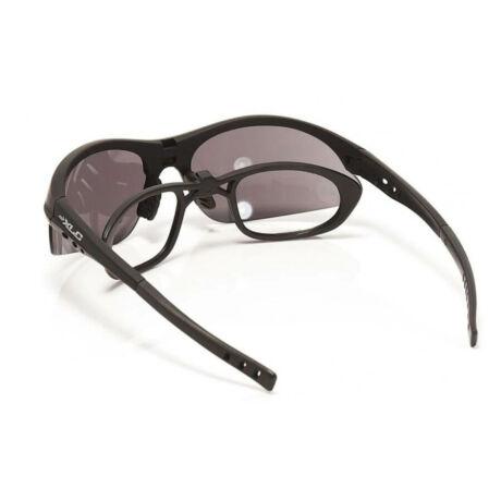 XLC SG-F01 Bahamas kerékpáros sportszemüveg, dioptriás betéttel, cserélhető lencsés, matt fekete