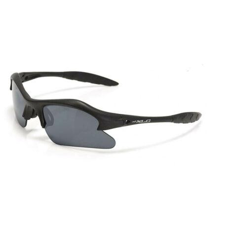 XLC SG-C01 Seychellen sportszemüveg, cserélhető lencsés, matt fekete, 3 lencsével