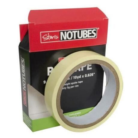 Notubes öntapadós tubeless - és tömlővédő szalag, 9 m x 21 mm