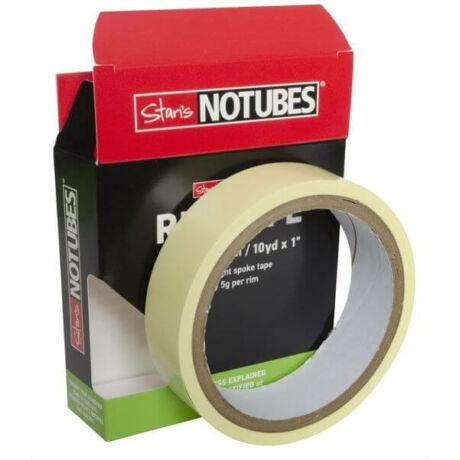Notubes öntapadós tubeless - és tömlővédő szalag, 9 m x 25 mm