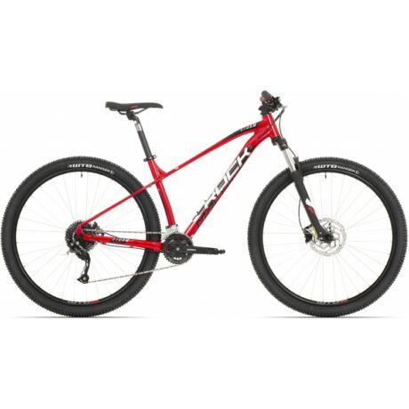 Rock Machine Storm 90-29 XC 2020 29-es hobbi MTB kerékpár, 18s, alumínium, 19-es vázméret, piros-fekete-fehér