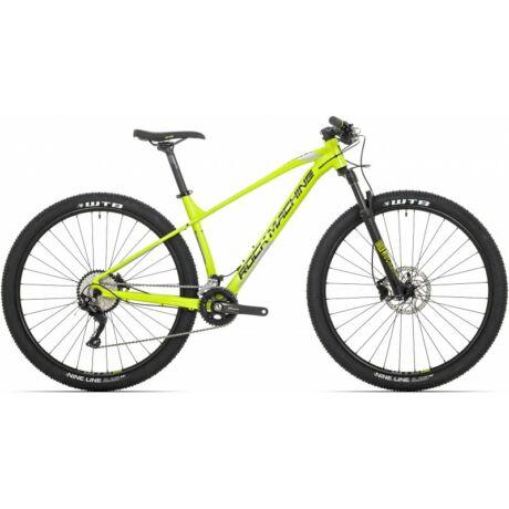 Rock Machine Torrent 50-29 XC 2020 29-es férfi MTB kerékpár, 20s, alumínium, 19-es vázméret, sárga-fekete-ezüst
