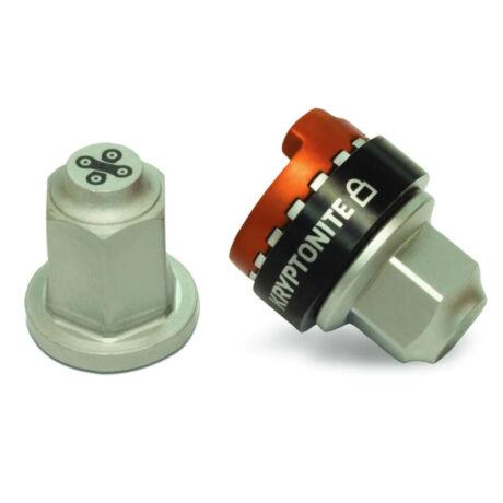 Kryptonite Wheelnutz biztonsági (lopásgátlós) kerékanya, M10, párban