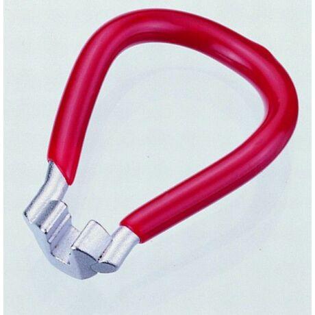 IceToolz küllőkulcs, 3,45 mm-es, piros