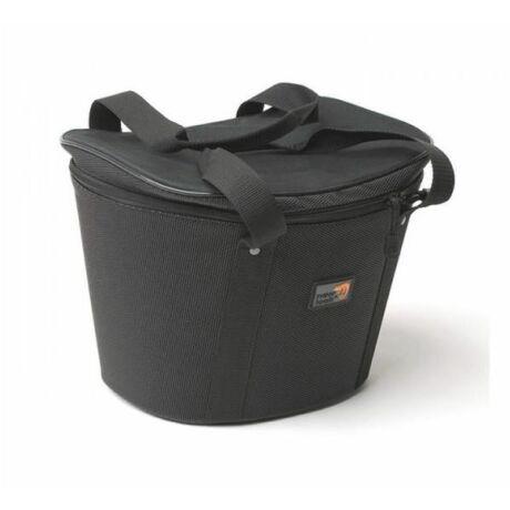 NewLooxs Daily Shopper első kosár betét táska, 35x27x16 cm, 15L, fekete